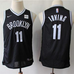 Youth Brooklyn Nets Kyrie Irving #11 Jerseys